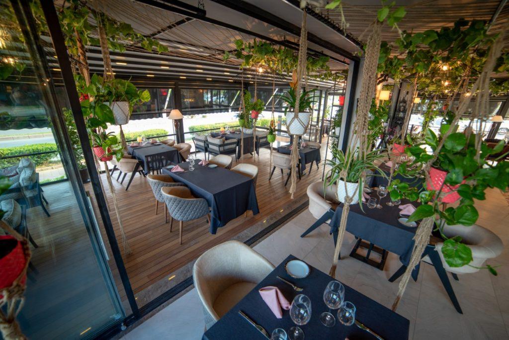 Felicita Fine Dining Restaurant Antalya